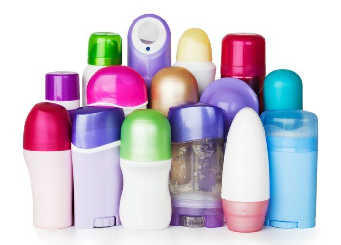 вредные дезодоранты